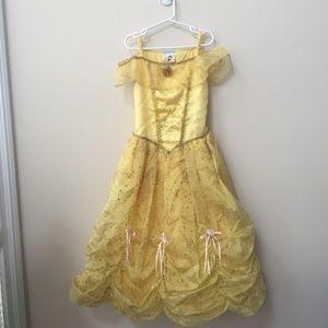 NWOT Disney Princess Belle Costume & Accessories